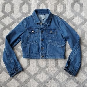 Heritage Cropped Jean Jacket
